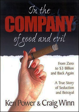 In the Company of Good and Evil - Book Cover